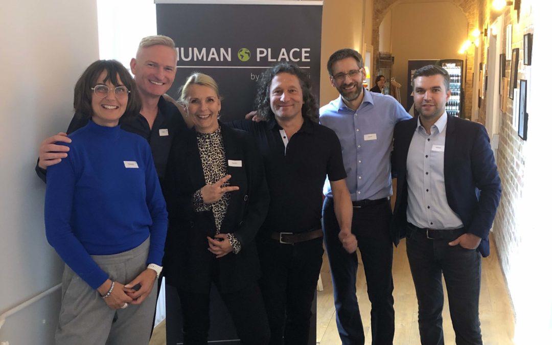 Das HUMAN in HR – Rückblick auf die HUMAN PLACE Premiere!